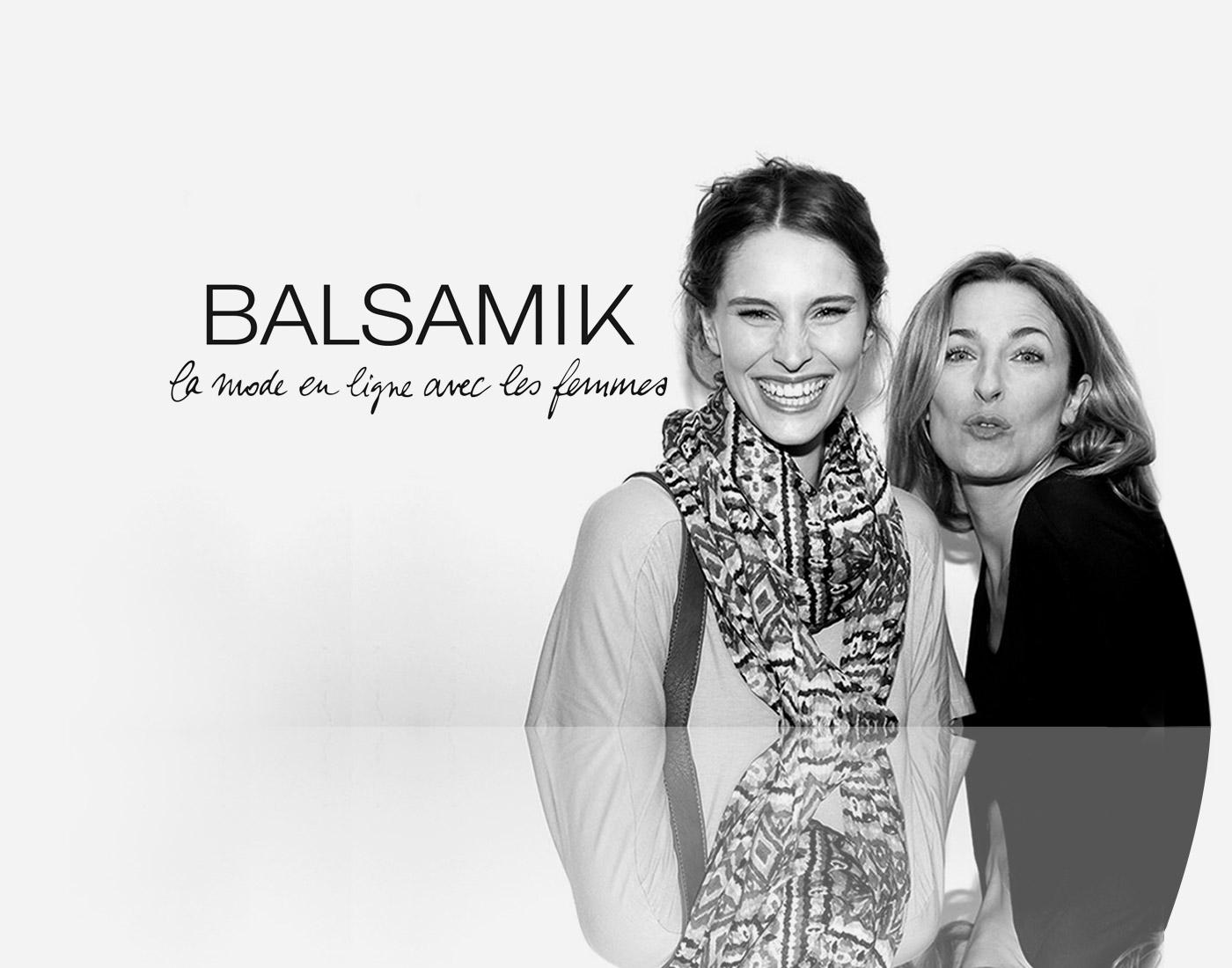 Création de marque balzamik