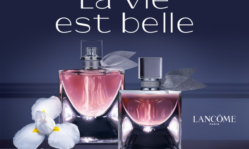 Naming Nom de Parfum : La Vie est Belle de Lancôme