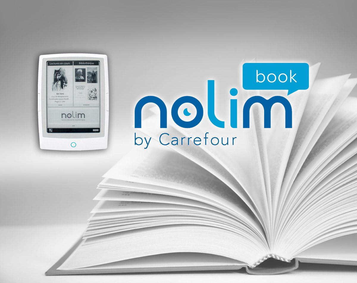 Création de marque Nolim pour Carrefour.