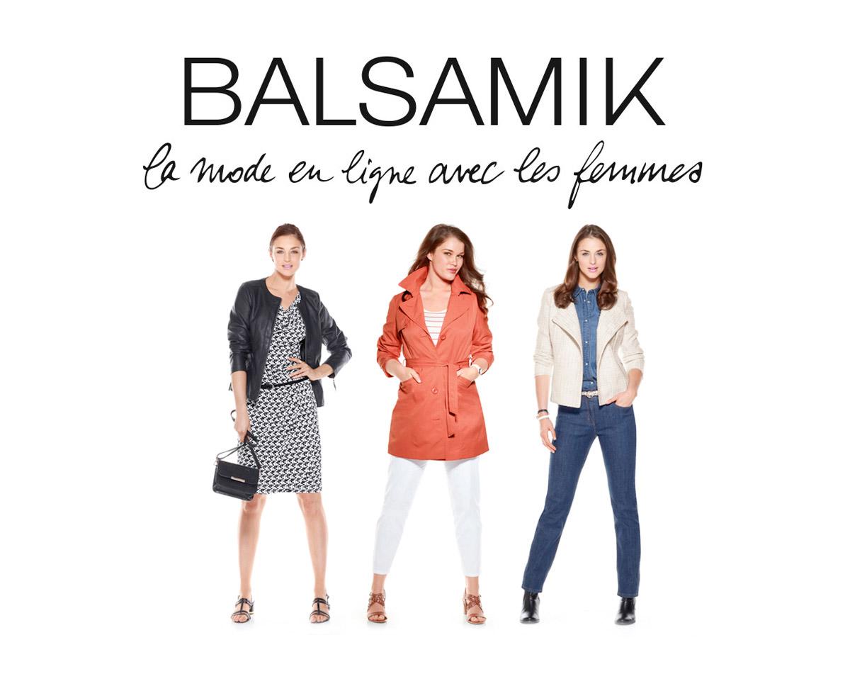 création de la marque Balsamik