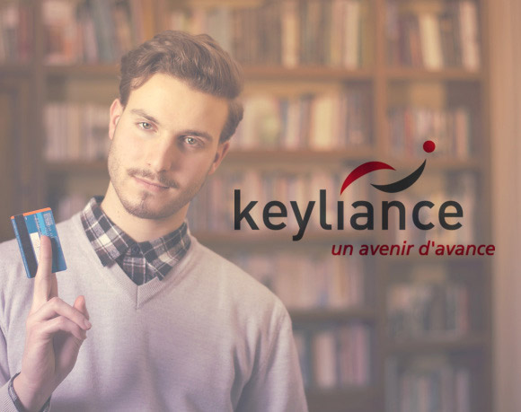 Création de la marque keyliance