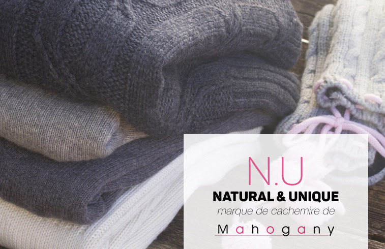 Création de la marque natural