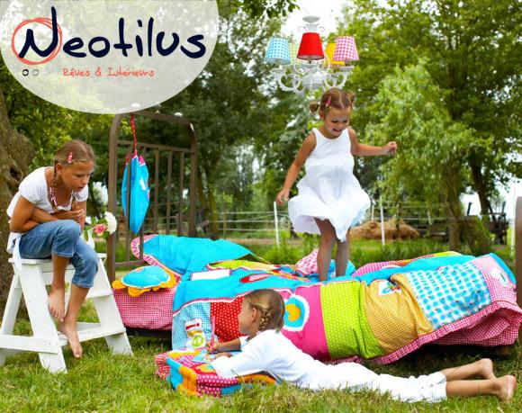 Création du nom de la société Néotilus