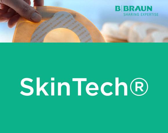 Création de la marque Skintech