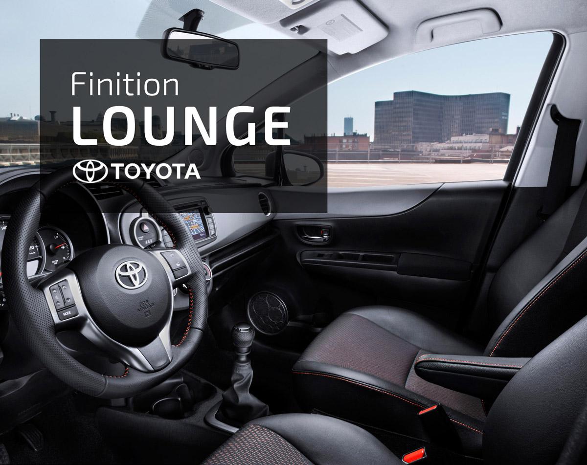Toyota-Lounge