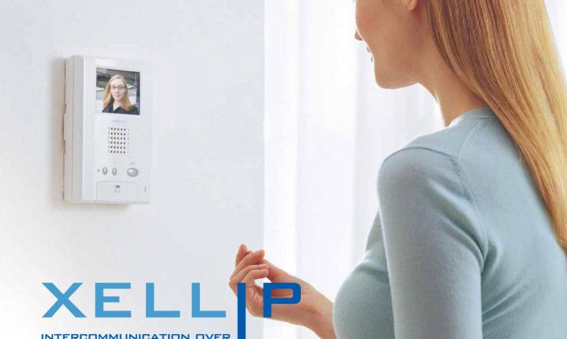 Création du nom de marque Xellip