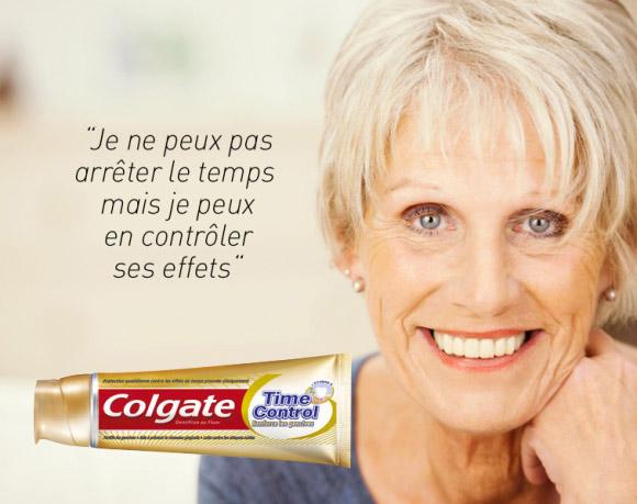 un nom de marque pour Colgate
