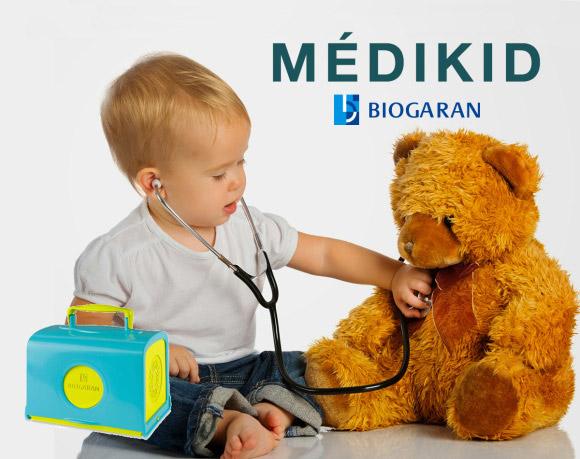 Medikid pour Biogaran