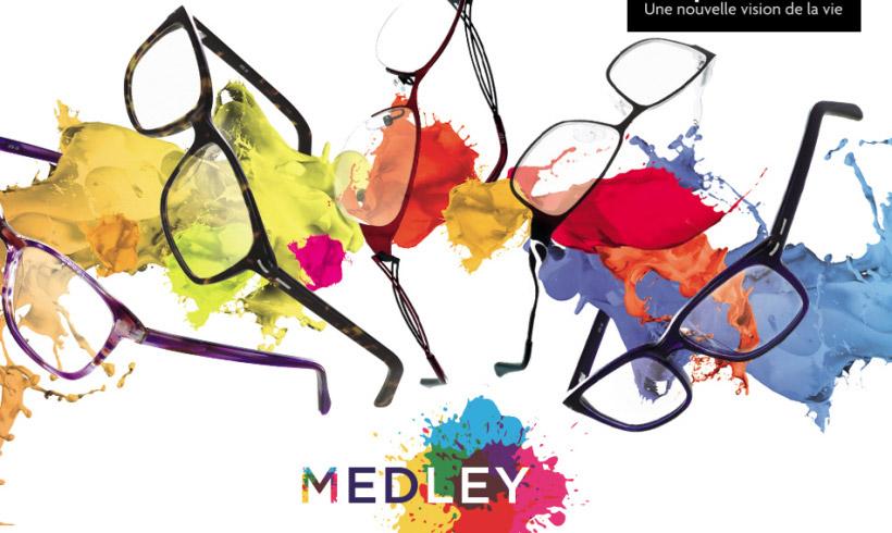 Création de la marque medley
