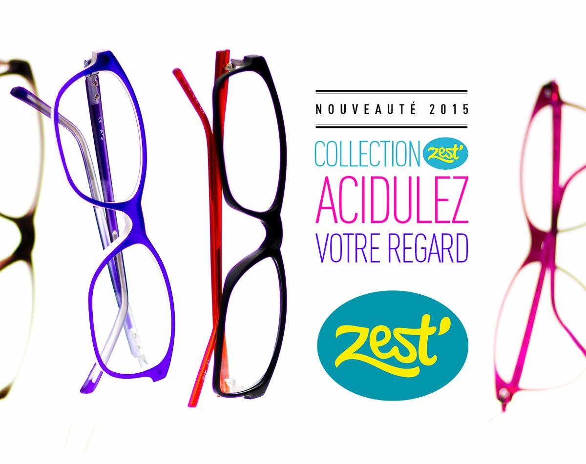 Naming - Collection de lunettes