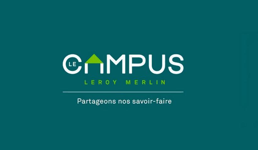 Nouvelle référence naming : « Le Campus » pour Leroy Merlin