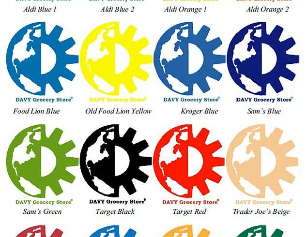 L'influence de la couleur sur le logo