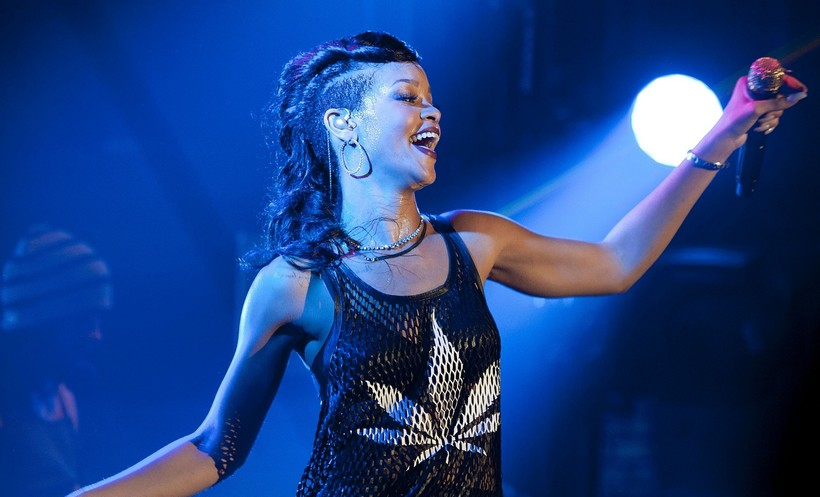 «MaRihanna», première marque de cannabis grand public, par Rihanna