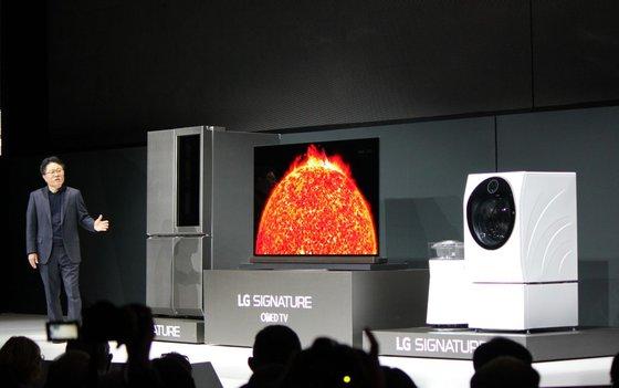Signature, la nouvelle marque haut de gamme signé LG