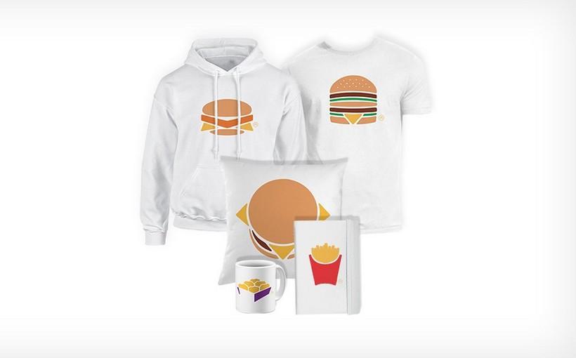 McDonald's lance sa marque de produits dérivés pour la bonne cause
