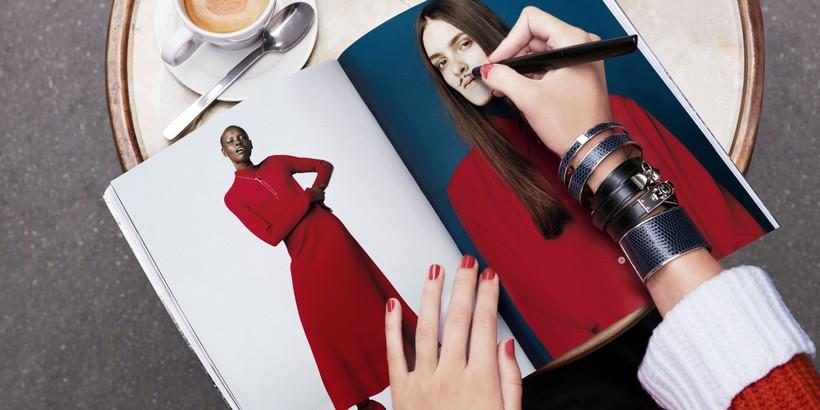 Hermès, un dictionnaire fictif pour une nouvelle campagne