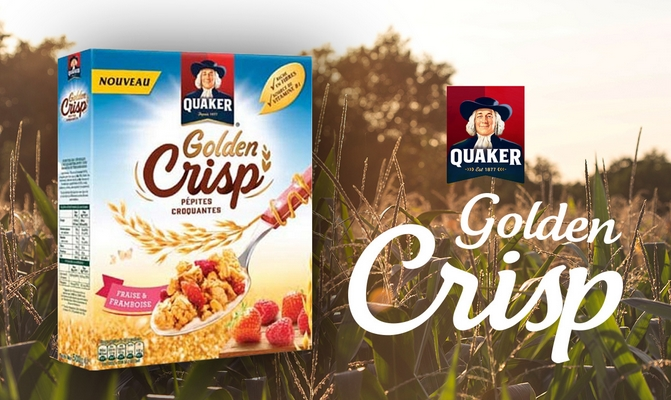 Nouvelle référence naming : Golden Crisp