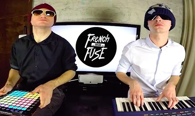 Les jingles remixés par French Fuse