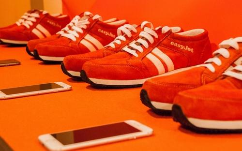 Sneakairs, les sneakers signées Easy Jet
