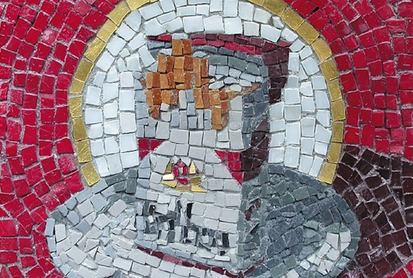 De célèbres marques version mosaïques