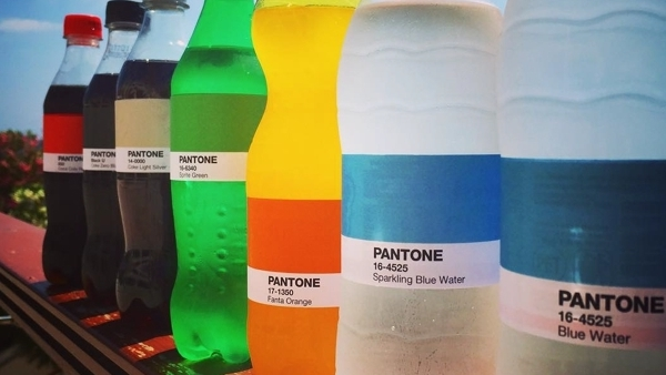 Pantone inspire les créatifs du monde entier !
