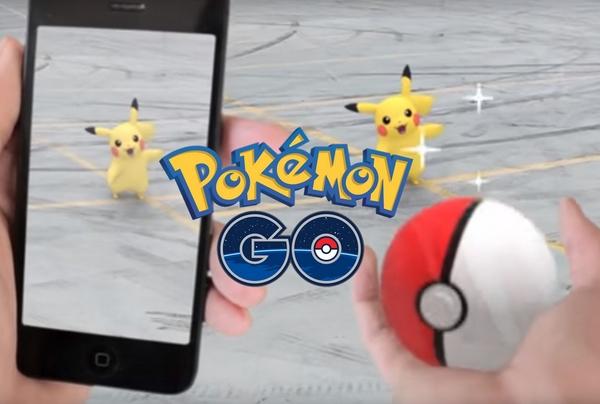 La folie Pokémon Go gagne les marques
