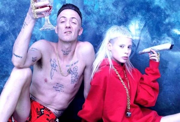 Les Die Antwoord lancent leur propre marque de cannabis