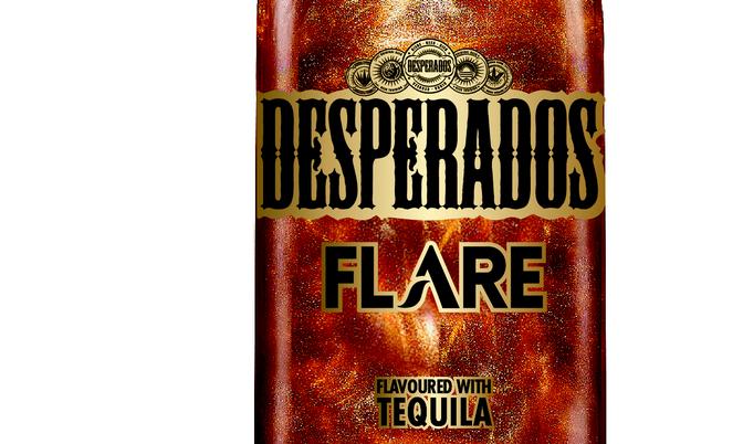 Desperados : Une version scintillante de cette bière iconique