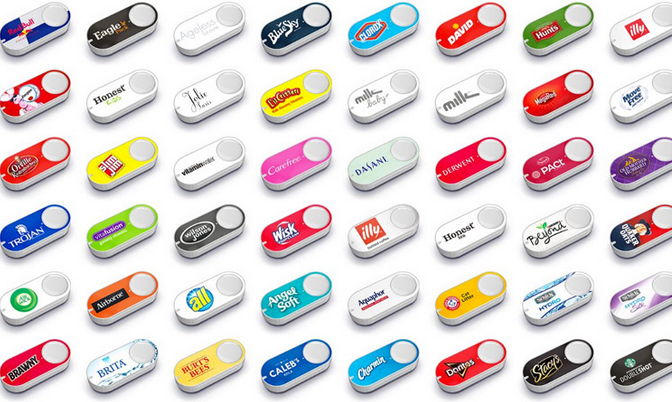 Amazon révolutionne l'achat avec son Dash Button