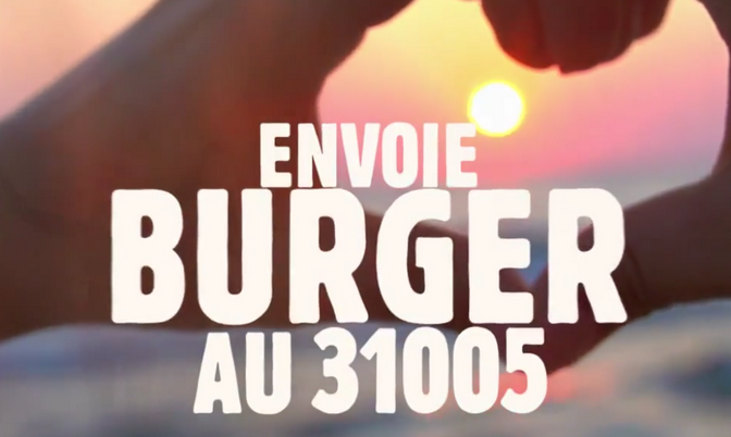 Burger King lance son service de messagerie (ou presque)