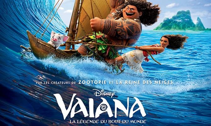«Vaiana», le dernier Disney aux multiples noms