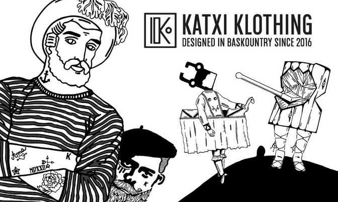 Katxi Klothing, la marque basque made in France et écolo