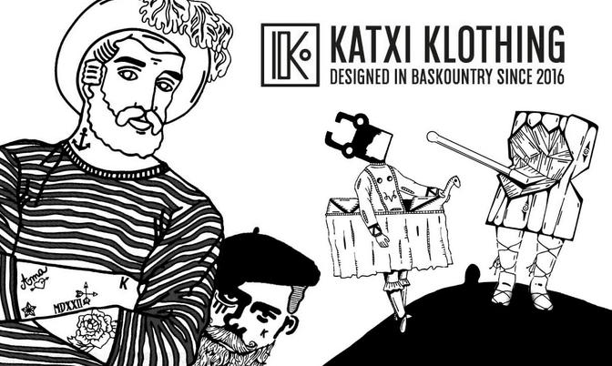Katxi Klothing, la marque basque made in France et écolo