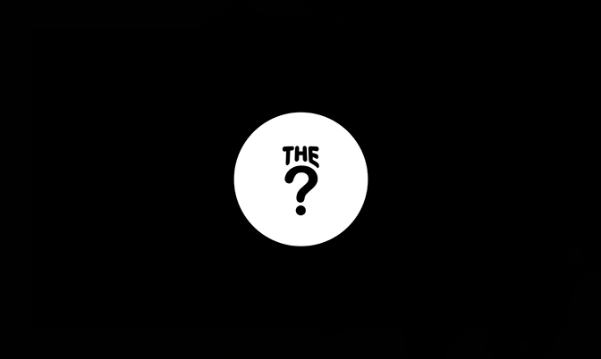 Les noms de groupes et musiciens en version visuelles par un designer