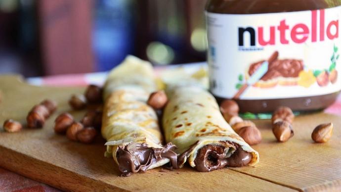 Nutella x tefal une collab 39 pour la chandeleur - Nutella tefal com jeux ...