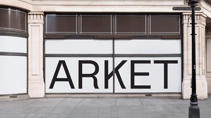 Arket, la nouvelle marque du groupe H&M