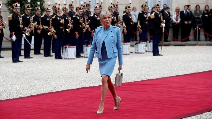 Bientôt un sac «Brigitte» (Macron) chez Vuitton?