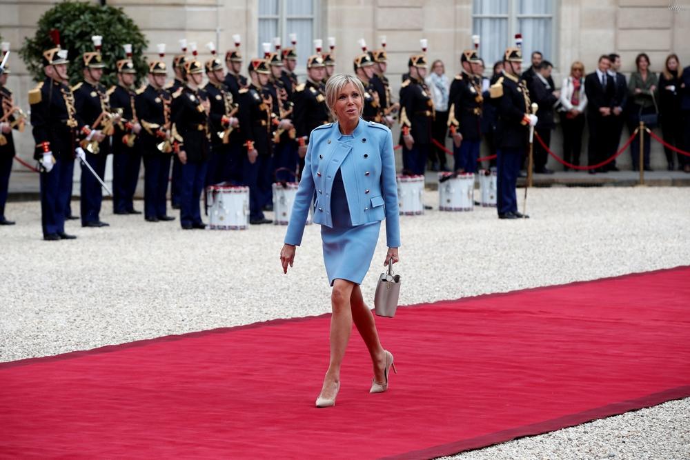 Brigitte Macron (2)