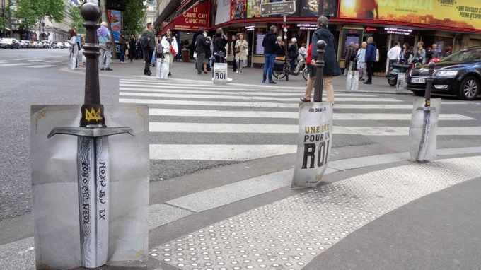 Street marketing : nos favoris Juin 2017