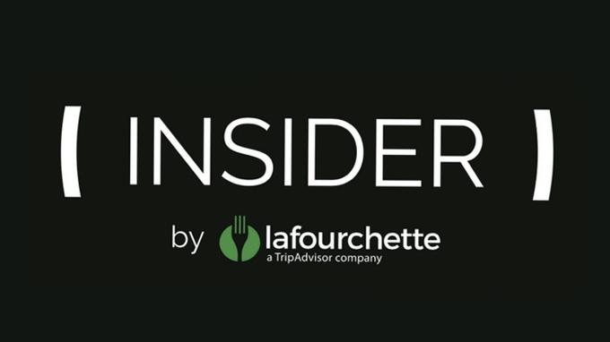 Nouvelle référence naming : Insider pour Lafourchette.com