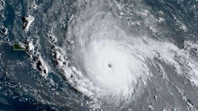 Irma, Sandy, Katrina… Le point sur les noms des ouragans