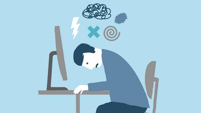 Tendance Naming : nommer le mal-être au travail, c'est toujours en anglais.