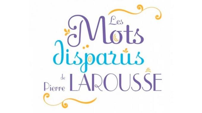 Trouver un nouveau nom de marque grâce aux mots disparus du Larousse.