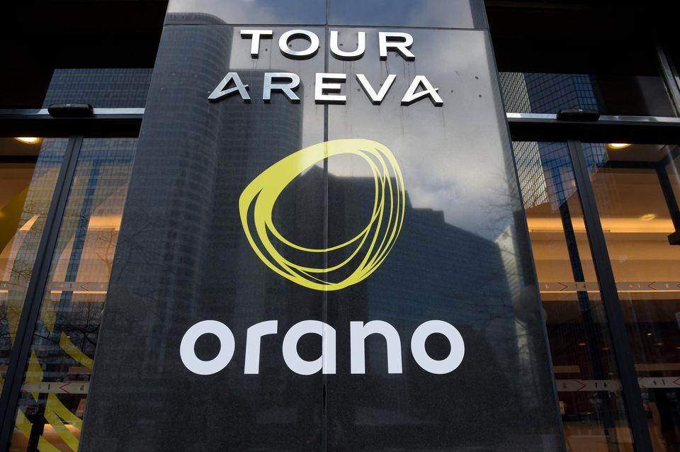 Changement de nom Areva Orano