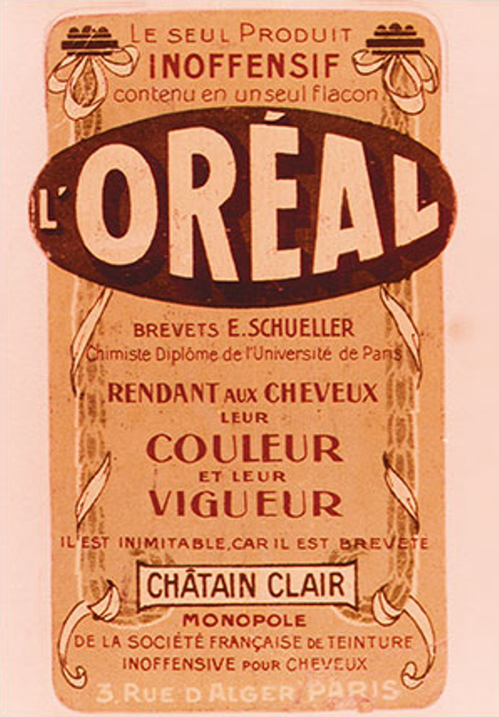 FirstVersions_LOreal_ad1909