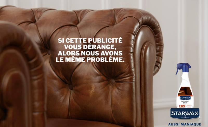 Starwax : la marque française s'offre une nouvelle campagne marketing.