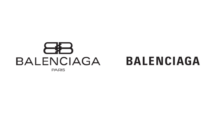 logo-balenciaga-identite-visuelle-blanding-marketing-mode-haute-couture-agence-de-naming-enekia-nom-de-marque
