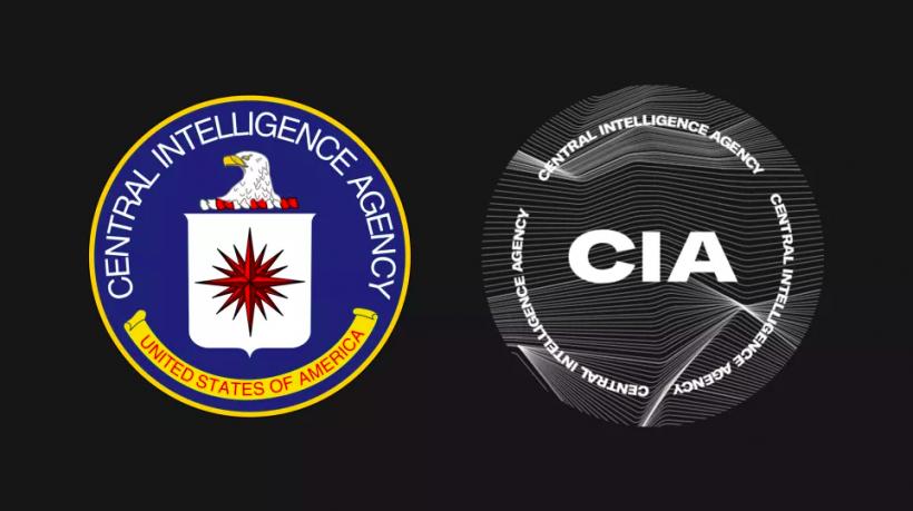 La CIA se pare d'une nouvelle identité visuelle pour 2021.