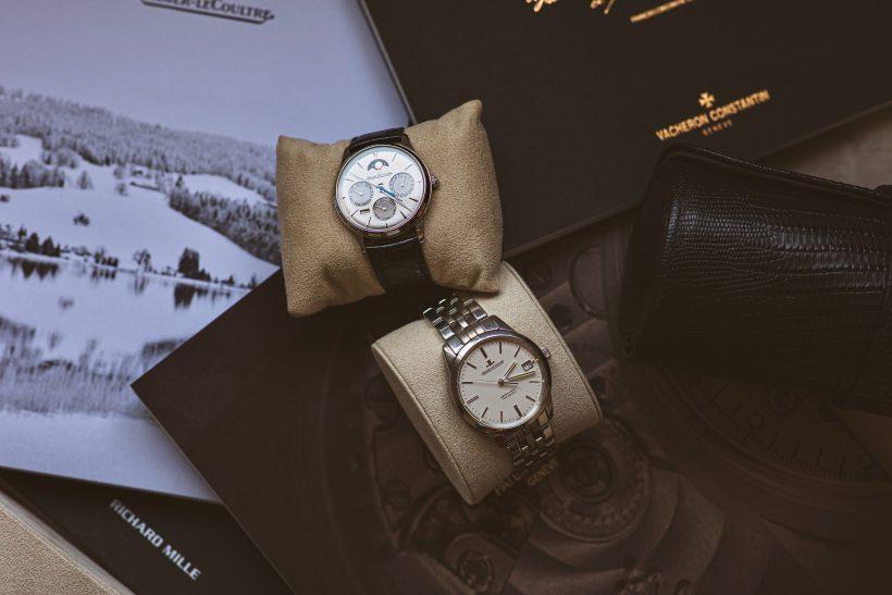 Marque de montre : d'où vient le nom de votre toquante ?