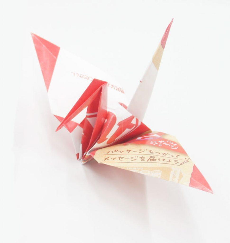 emballage kit kat en papier marketing écologique agence de naming énékia paris